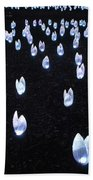 Descanso Gardens - Enchanted Forest Tulips Beach Towel