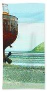 Desdemona 5 Beach Towel by Dominic Piperata