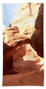 Desert Arch Beach Towel