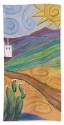 Desert Dreams Beach Towel
