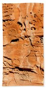 Desert Rock Beach Towel