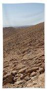 Desert Rock Beach Towel