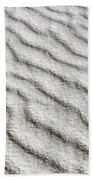 Desert Textures 1 Beach Towel