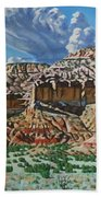 Ghost Ranch New Mexico Beach Towel