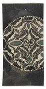 Design For A Brooch , Carel Adolph Lion Cachet, 1874 - 1945 Beach Towel