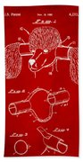 Device For Protecting Animal Ears Patent Drawing 1k Beach Towel