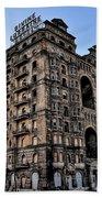 Divine Lorraine Hotel - Broad Street Philadelphia Beach Towel