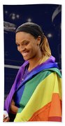Dewanna Bonner Lgbt Pride 5 Beach Towel
