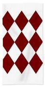 Diamond Poker Card Game Symbol Abstract Modern Art On T-shirts N Pod Navinjoshi Fineartameririca Beach Towel