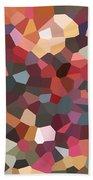 Digital Artwork 586 Beach Towel