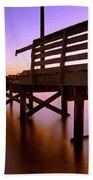 Dilapidated - Biloxi - Mississippi Beach Sheet