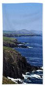 Dingle Coast Near Fahan Ireland Beach Towel