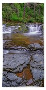 Dingmans Creek II Beach Towel