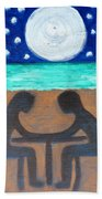 Dinner For Two Beach Towel