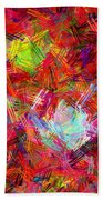 Disco Beach Towel
