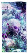 Discovering The Cosmic Consciousness Beach Towel