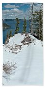Discovery Point Panorama Beach Towel