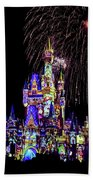 Disney 14 Beach Towel