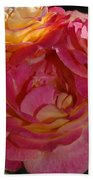 Disneyland Rose Beach Towel