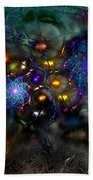 Distant Realms Of The Imagination Beach Towel