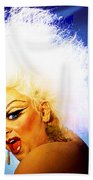 Divine 3 Beach Towel