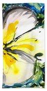 Divine Blooms-21167 Beach Towel