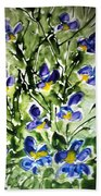 Divine Blooms-21169 Beach Towel