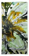 Divine Blooms-21170 Beach Towel