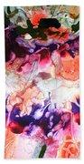 Divine Blooms-21175 Beach Towel