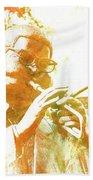 Dizzy Gillespie Cheraw South Carolina 2 Beach Towel