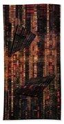 Dna Test Beach Towel