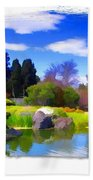 Do-00010 Turtle Island Waterview Beach Towel