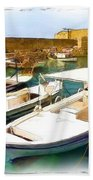 Do-00350 Byblos Port Beach Towel