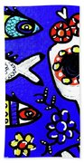 Dod Art 123yee Beach Towel