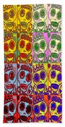 Dod Art 123yelm Beach Towel