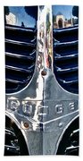Dodge Hearse Beach Towel