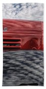Dodge Truck Beach Towel