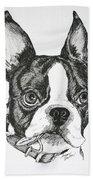 Dog Tags Beach Towel