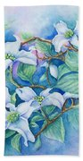 Dogwood Beach Towel