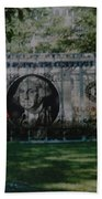 Dollar Bill Beach Towel