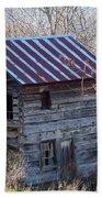 Dolly's Hearth - Pendleton County West Virginia Beach Towel