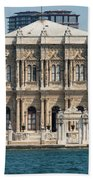 Dolmabahce Palace  Beach Towel