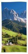 Dolomites, Italy #3 Beach Towel