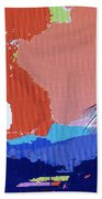Dominican Sunset Beach Towel
