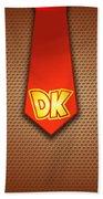 Donkey Kong Beach Towel