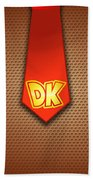 Donkey Kong Beach Sheet