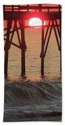 Don't Let The Sun Go Down On Me  Beach Towel