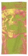 Doom 3 Resurrection Of Evil Beach Towel