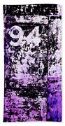 Door 94 Perception Beach Towel by Bob Orsillo