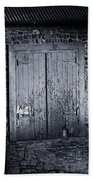Door To Nowhere Blarney Ireland Beach Towel